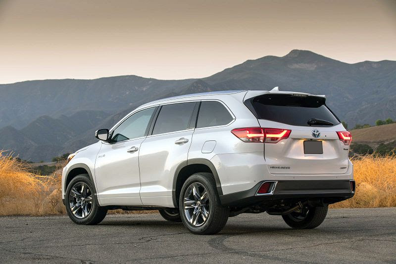 2019 Toyota Highlander Se Sport Towing Capacity ...
