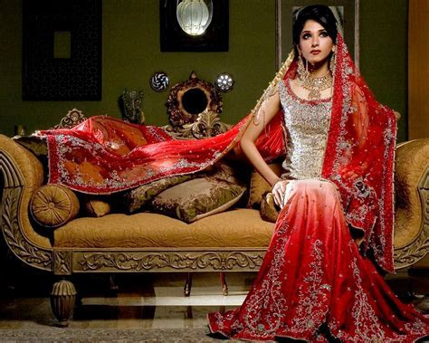 Fashion world latest Fashion: Pakistani wedding dresses