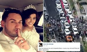 Deputy mayor Salim Mehajer shuts down streets for