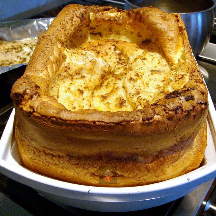 Grandma's Yorkshire Pudding - Lovefoodies