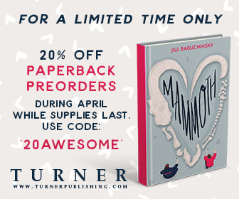 20% Off Paperback Preorders