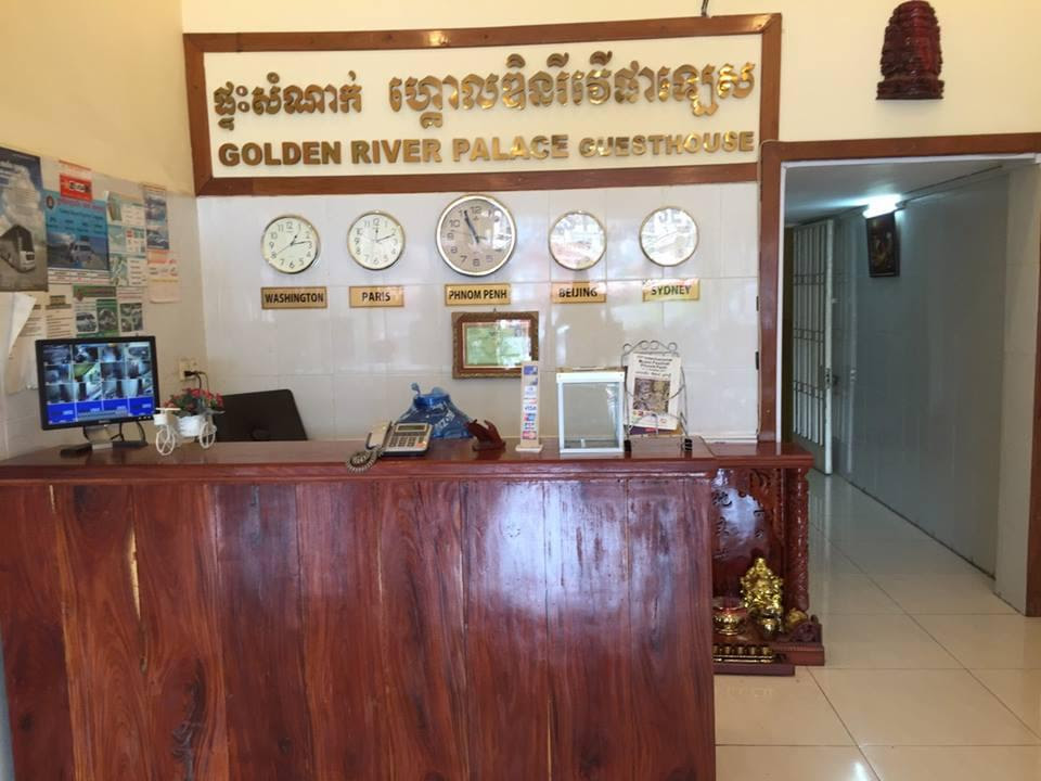 Golden River Palace Guesthouse Reviews