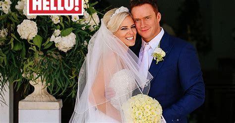 Russell Watson marries Louise Harris in Spain after
