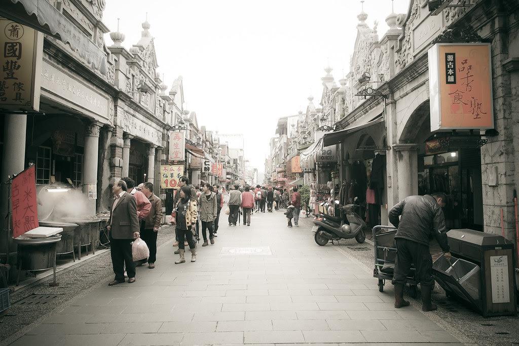 *大溪老街