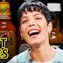 Halsey reveals her spicy rigatoni recipe on 'Hot Ones'