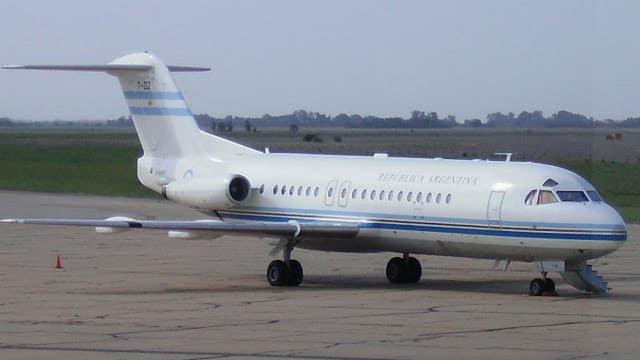 Los repuestos del Tango 02 serán reutilizados por las Fuerzas Aéreas