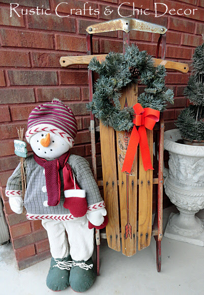 Christmas Decorating For A Cozy Holiday  Rustic Crafts amp; Chic Decor