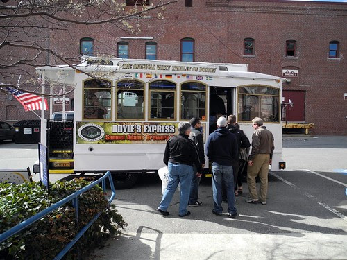 Trolley to DOYLE'S