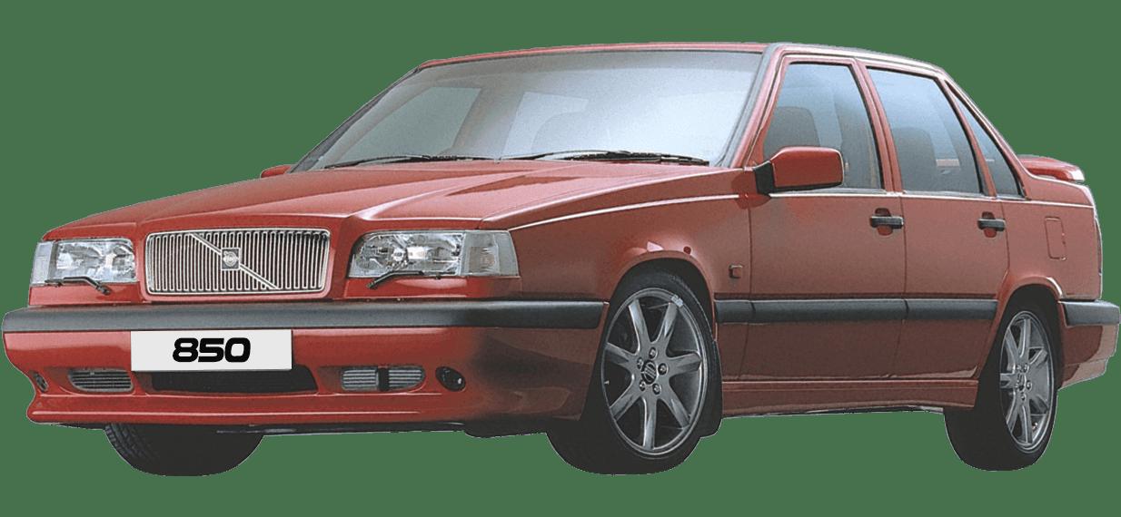 Volvo 850, S70, V70, C70 - until 1998 - GLT, Turbo, 2.0, 2 ...