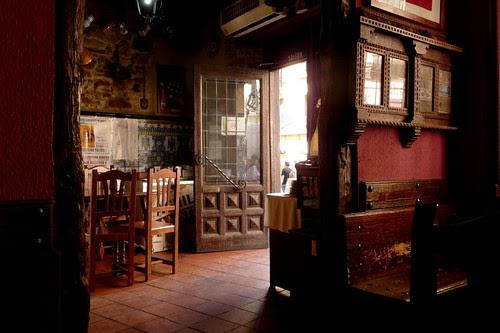 casa de comidas castellana