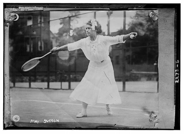 May Sutton [tennis]  (LOC)