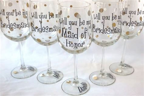 "How to ""Propose"" to Your Bridesmaids   BridalGuide"