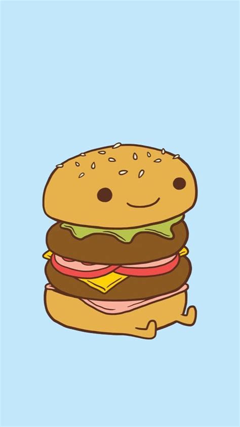 Cute Cartoon Food Wallpapers (67  images)
