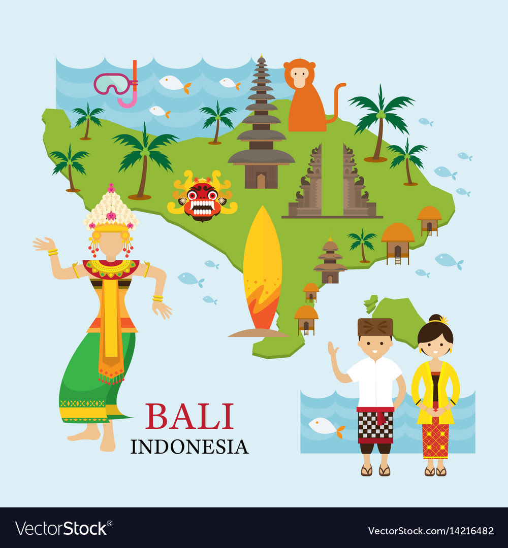Peta Indonesia: High Resolution Peta Indonesia Vector