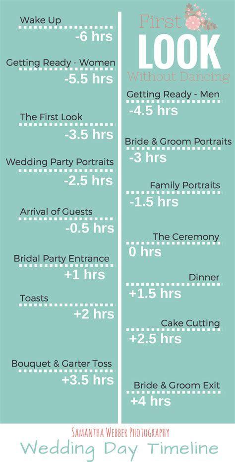 Planning A Wedding Timeline   Samantha Webber Photography