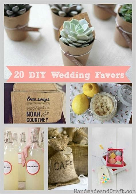 25 Easy to Make DIY Wedding Favors   Stuffed cookies