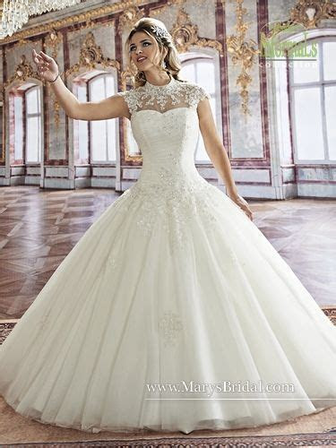 PC Mary's Bridal Ball Gown Style # 2B773 Beautiful PC Mary