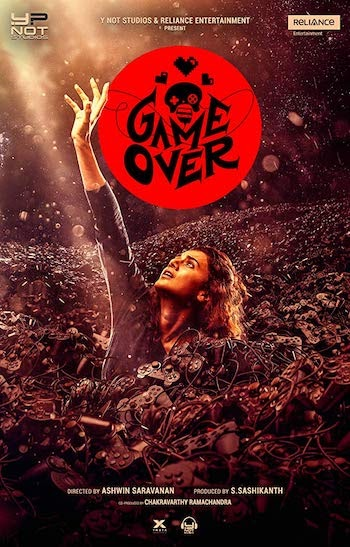 Game Over 2019 Hindi 720p WEB-DL  full hd