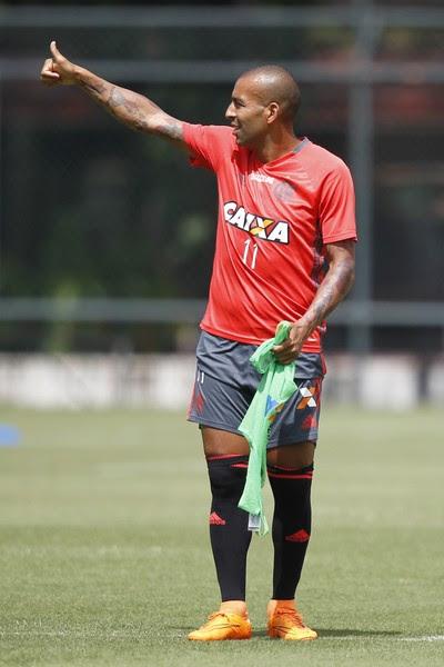 emerson sheik - flamengo (Foto: Gilvan Souza - Divulgação, Flamengo)