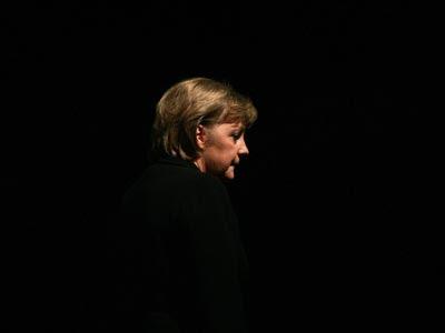 Merkel, en una foto de archivo.-