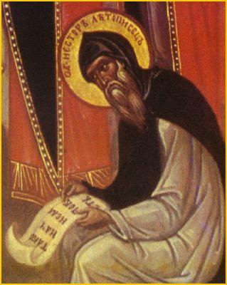 Saint Nestor de Kiev, moine († 1114)