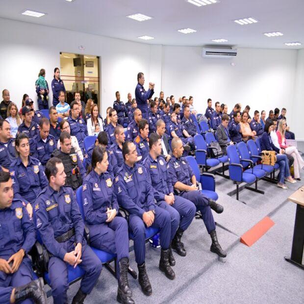Guardas Municipais receberam treinamento