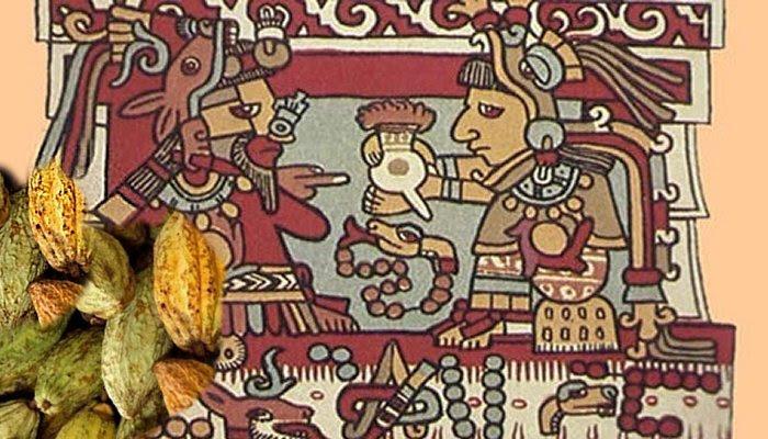Chocolocate Aztec Symbol