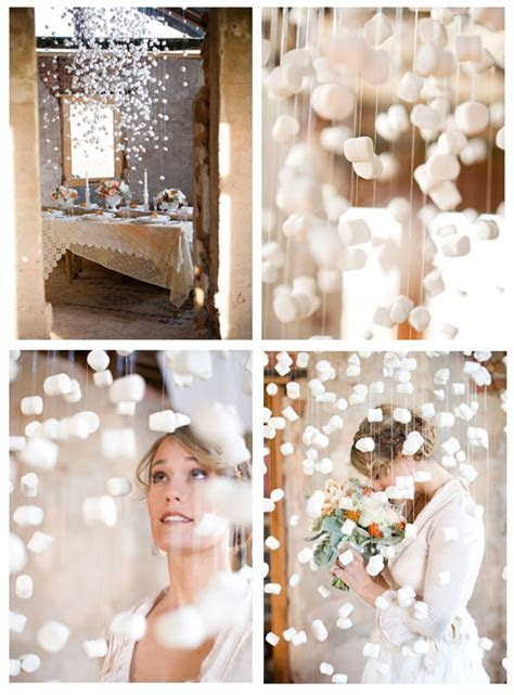 A Sweet Wedding with A Marshmallow Theme   Arabia Weddings