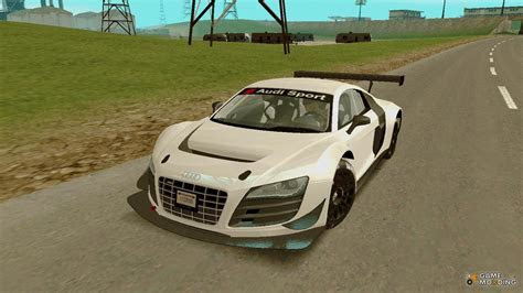 Audi R8 LMS Ultra (v1.0.0) for GTA San Andreas