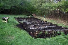 preparing mom and dad's garden  247
