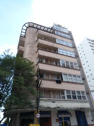 Edificio Tieté, São Paulo