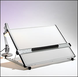 The A2 Truelight Drawing Table