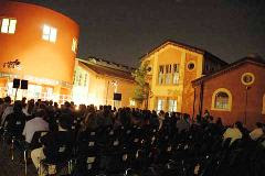 Manifattura delle Arti - piazzetta della Cineteca di Bologna