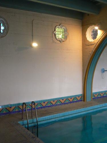 Swimming Pool, Berkeley City Club