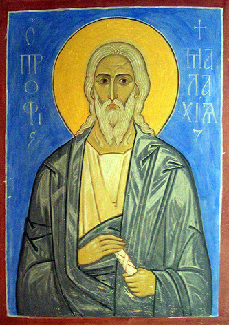 ST. MALACHI The Prophet
