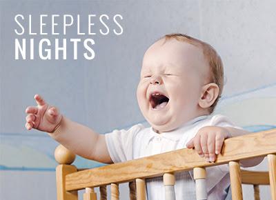 Sleepless nights | Baby | Emma's Diary