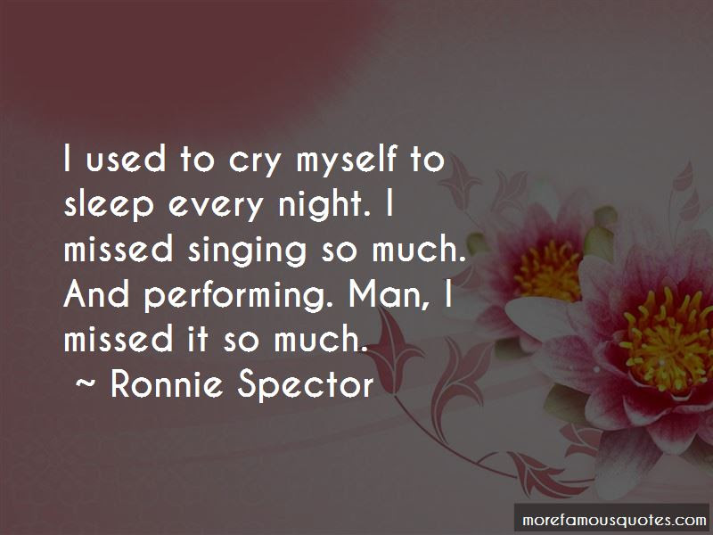 I Cry Myself To Sleep At Night Quotes Top 4 Quotes About I Cry