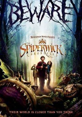 Afbeeldingsresultaat voor spiderwick chronicles poster