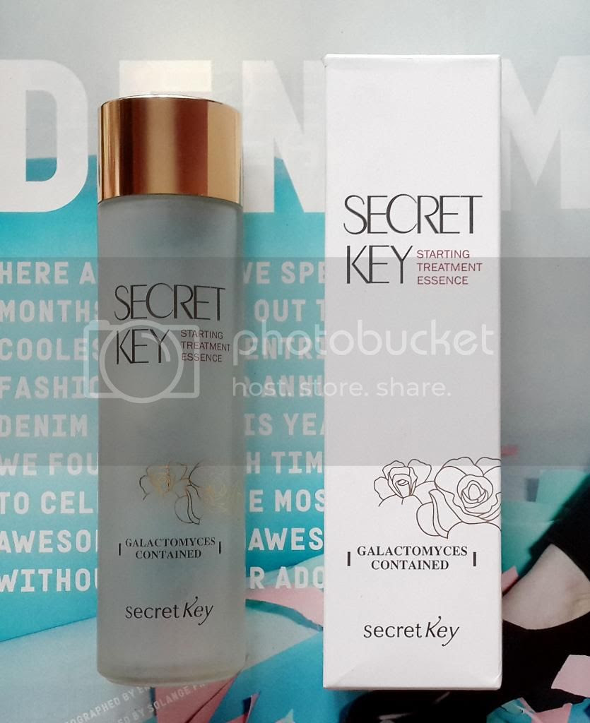 Secret Key Starting Treatment Essence Rose