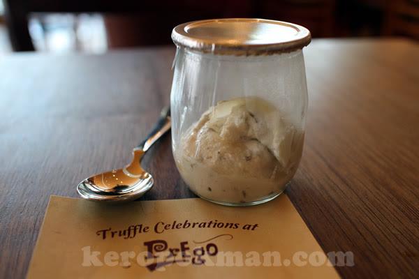 Prego - White Truffles Season