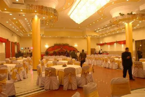 Banquet hall from main entrance   Picture of Hotel Viceroy