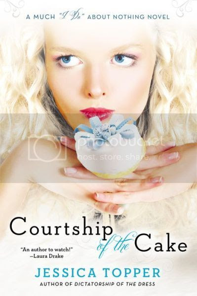 Courtship of the Cake Cover