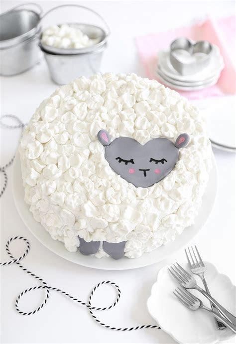 Best 25  Sheep cake ideas on Pinterest   Easter cake, Cake