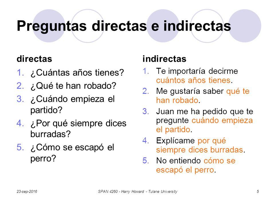 Ejemplos De Oraciones Directas E Indirectas Colección De Ejemplo