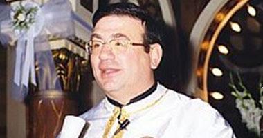 الأب رفيق جريش - المتحدث باسم الكنيسة الكاثوليكية