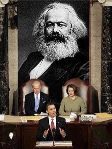 Obama Marx
