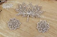 Mehendi- Lotus