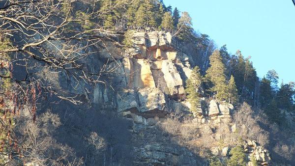 гора монах Адыгея