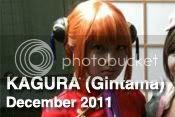 Kagura (Gintama) - December 2011