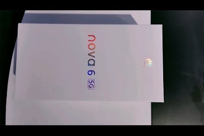 Huawei Nova 6 5G Full Specification And Unboxing